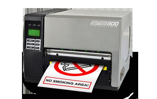 SMS-900 Pro tarra- ja etikettitulostin