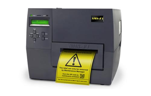 SMS-F1 Pro etiketti- ja merkintälapputulostin