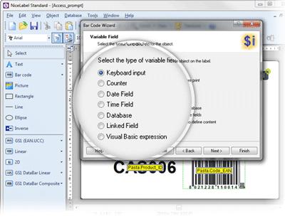 Barcode Wizard - Suunnittele ammattimaisia viivakoodietikettejä helposti ja näppärästi