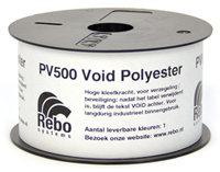 VOID polyester (PV500)