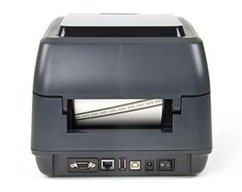 SMS-430 tulostin takapuolelta