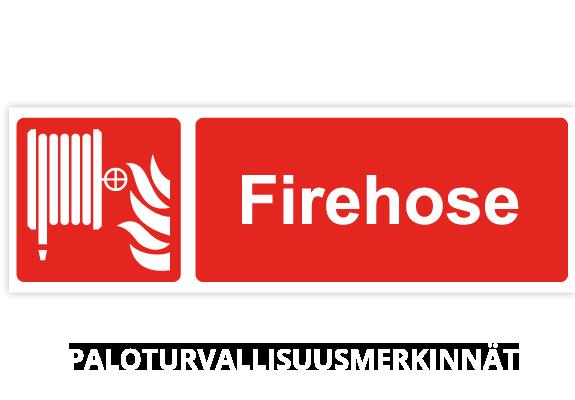 Paloturvallisuusmerkinnät