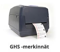GHS-merkinnät